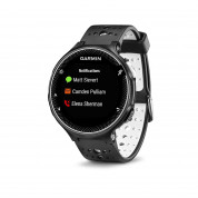 Garmin Forerunner 230 - GPS Running Watch with Smart Features (black-white) 3