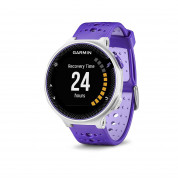 Garmin Forerunner 230 - GPS Running Watch with Smart Features (purple-white)