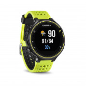 Garmin Forerunner 230 - GPS Running Watch with Smart Features (yellow-black)
