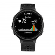 Garmin Forerunner 235 - GPS Running Watch with Wrist-based Heart Rate (black-gray)