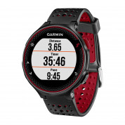 Garmin Forerunner 235 - GPS Running Watch with Wrist-based Heart Rate (black-red)