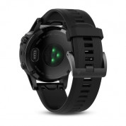 Garmin Fenix 5 Sapphire - Multisport GPS Watch for Fitness, Adventure and Style (black sapphire with black band and Performer Bundle) 4