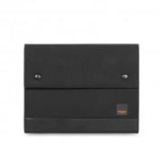 Knomo Shoreditch Knomad Portable Organiser - калъф и органайзер за таблети до 10 инча (черен)
