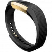 Fitbit Alta Special Edition Large Size - smart fitness wristband (black-gold) 3