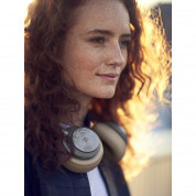 Bang & Olufsen BeoPlay H9 - Uncompromising sound with Active Noise Cancellation (Argilla Grey) 6