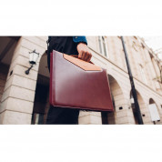 Moshi Codex Case - непромокаем кейс за MacBook Pro 16, MacBook 15 Pro Touch, MacBook 15 Retina Display (червен) 8