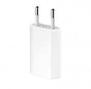 OEM 5W USB 1A Power Adapter Charger - захранване с USB изход за ел. мрежа за iPhone и iPod  2