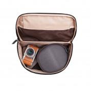 Moshi Arcus Multifunction Backpack - луксозна мултифункционална раница за таблети, смартфони и лаптопи до 15 инча (черен) 8