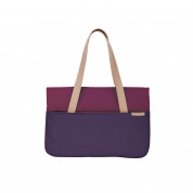 STM Grace Deluxe Laptop Sleeve - dark purple