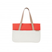STM Grace Deluxe Laptop Sleeve - coral dove