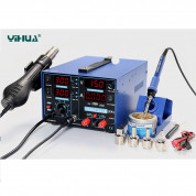 YIHUA 853D 2A with 5V USB Rework Station with Auto/manual Function 1