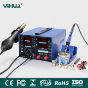 YIHUA 853D 2A with 5V USB Rework Station with Auto/manual Function