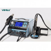YIHUA 992DA+ 3in1 Upgrade Version Rework Station with Smoke Absorber 1