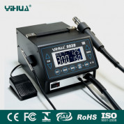 YIHUA 993D professional vacuum suction rework station