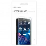 4smarts Second Glass Limited Cover - калено стъклено защитно покритие за дисплея на Huawei P10 Plus (прозрачен) 2