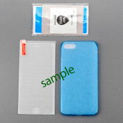 4smarts 360° Protection Set for Huawei P8 lite (2017) (blue) 1