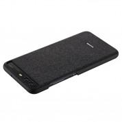 Huawei Car Case - оригинален кейс за Huawei P10 Plus (тъмносив) 1