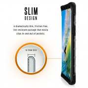 Urban Armor Gear Plasma - удароустойчив хибриден кейс за Samsung Galaxy S8 Plus (прозрачен) 8