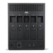 LaCie 5big Thunderbolt 2 10TB - професионален външен хард диск с Thunderbolt 2 (сребрист) 3