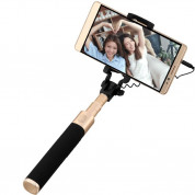 Huawei Selfie Stick AF11 with cable (black-gold) 3