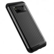 Verus Thor Wave Case - хибриден удароустойчив кейс за Samsung Galaxy S8 Plus (черен-сив) 1