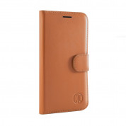 JT Berlin LeatherBook Style Case for Samsung Galaxy A5 (2017) cognac 1