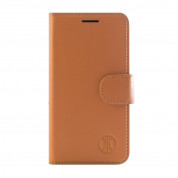 JT Berlin LeatherBook Style Case for Samsung Galaxy A5 (2017) cognac