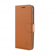 JT Berlin LeatherBook Style Case for Samsung Galaxy A5 (2017) cognac 2