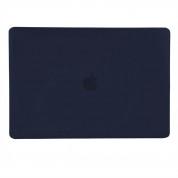 Incipio Feather Cover Case - предпазен кейс за Apple MacBook Pro 15 Touch Bar и MacBook Pro 15 (модел края на 2016) (тъмносин) 6