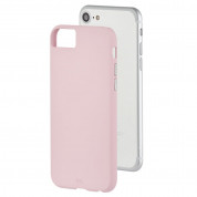 CaseMate Barely There - поликарбонатов кейс за iPhone 8, iPhone 7, iPhone 6S, iPhone 6 (розов) 3