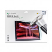 4smarts Second Glass - калено стъклено защитно покритие за дисплея на Samsung Galaxy Tab S3 9.7 (прозрачен) 2