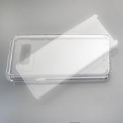 4smarts 360° Protection Set Case Friendly - хибриден кейс и стъклено защитно покритие с извити ръбове за Samsung Galaxy S8 (прозрачен) 3
