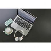 Plantronics BackBeat 500 Wireless Headphones - безжични слушалки с микрофон и управление на звука за смартофни с Bluetooth (бял) 2
