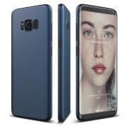 Elago Inner Core Case - тънък полипропиленов кейс (0.3 mm) за Samsung Galaxy S8 (тъмносин)