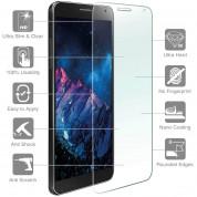 4smarts Second Glass Plus - комплект уред за поставяне и стъклено защитно покритие за дисплея на Huawei P10 Lite (прозрачен) 1