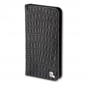 4smarts Ultimag Wallet Westport Reptile Case for smartphones up to 6.1 in. (black)