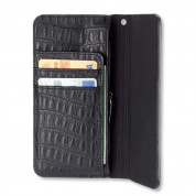4smarts Ultimag Wallet Westport Reptile Case for smartphones up to 6.1 in. (black) 1