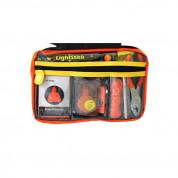 Relief Pod RP122-107K-820 Orange Roadside Emergency Kit Deluxe - автомобилен комплект с аптечка и инструменти 6