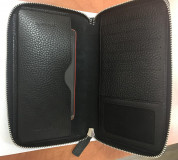 Beyzacases Wallet Leather Universal Case for smartphones up to 6 inches 2