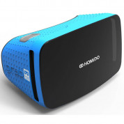 Homido Grab Virtual Reality Headset (blue)