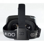Homido V2 Virtual Reality Headset  (black) 2