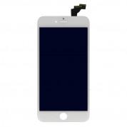 OEM iPhone 6S Plus Display Unit - резервен дисплей за iPhone 6S Plus (пълен комплект) - бял