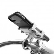 Macally Bike Mount (silver) 1