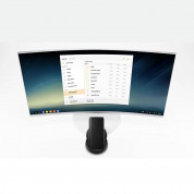 Samsung Dex Station EE-MG950 - многофункционална док станция за Samsung Galaxy Note 9, S10, S9, S8 сериите (черен) 9