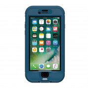LifeProof Nuud Touch ID extreme case for iPhone 8, iPhone 7 (blue)
