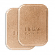 4smarts Ultimag Metal Plate 2pcs. (gold)