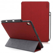 Prodigee Expert Case for iPad Air 3 (2019), iPad Pro 10.5 (2017) (red)