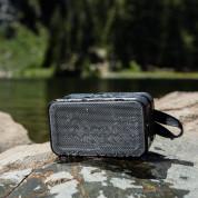 Skullcandy Barricade XL Bluetooth Wireless Portable Speaker - водо и удароустойчив безжичен спийкър с микрофон за мобилни устройства (черен) 6