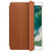 Apple Leather Smart Cover for 10.5‑inch iPad Pro - Saddle Brown 1