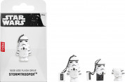 USB Tribe Star Wars Stormtrooper USB Flash Drive 16GB - USB флаш памет 16GB 1